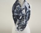 Beautiful Pure Silk Scarf - Edition 04