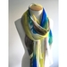 Beautiful Pure Silk Scarf - Perfect Christmas Gift!