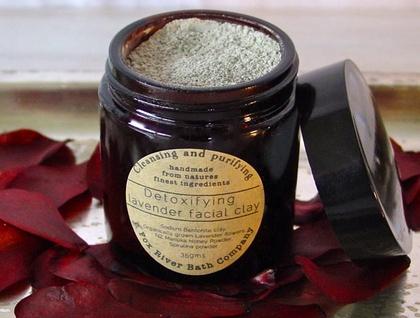 Detoxifying Lavender Facial Clay Mask