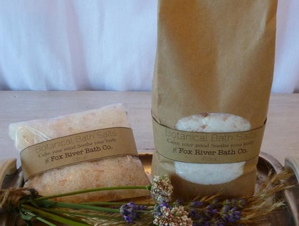 Botanical Bath Salts- Floral