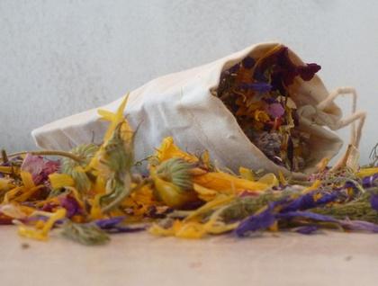 Restorative Floral Bath Tea