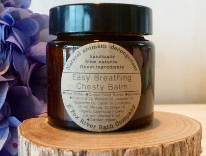 Easy Breathing Chesty Rub