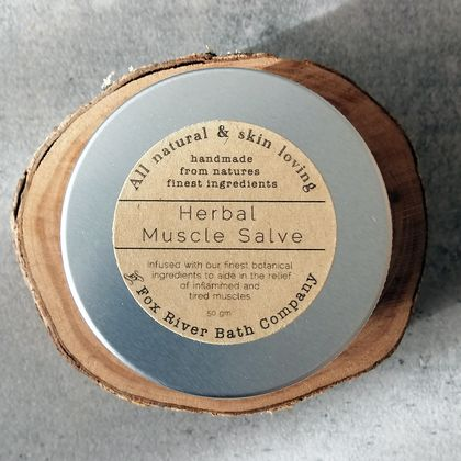 Herbal Muscle Salve