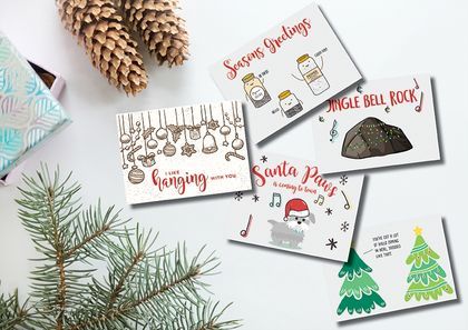 Christmas Cards (5 pack)