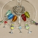 Wine Glass Identifiers - Vintage