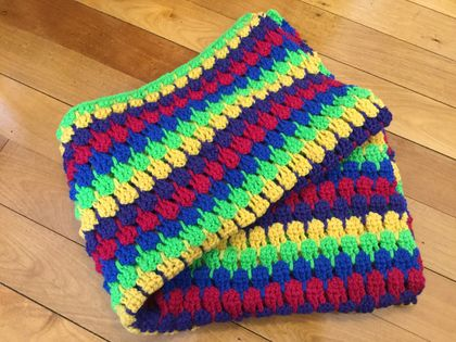 Larksfoot Baby Blanket