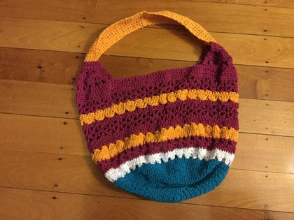 March Market Bag