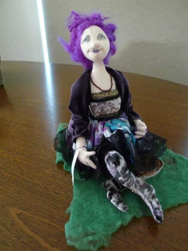 Treacle Tarts Violet.