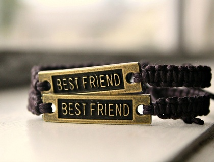 Matching Best Friend Bracelets