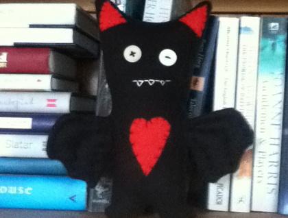 Binky the bat