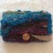 Handmade: Summer Sunrise purse (Cheeky Baggage range)