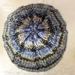 Handknit: Globe Thistle hat (Tipping the beanie range)