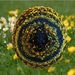 Handknit: Buttercups & Daisies beanie (Tip ya Hat range)