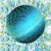 Handknit: Hydrangea 'Nikki Blue' beanie (Tip ya Hat range)