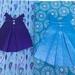Origami Dress Card - Pack 4