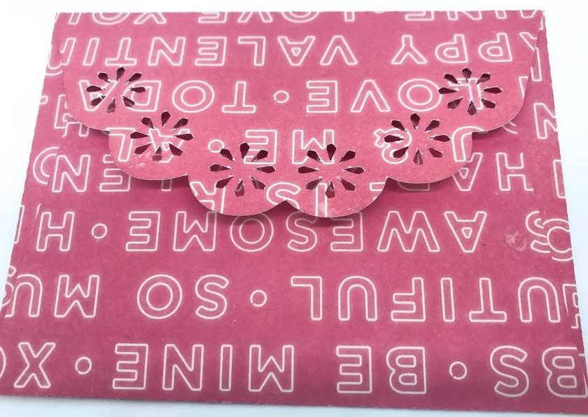 Set of 3 Stylish Envelopes