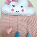Hanging  Raining Cloud