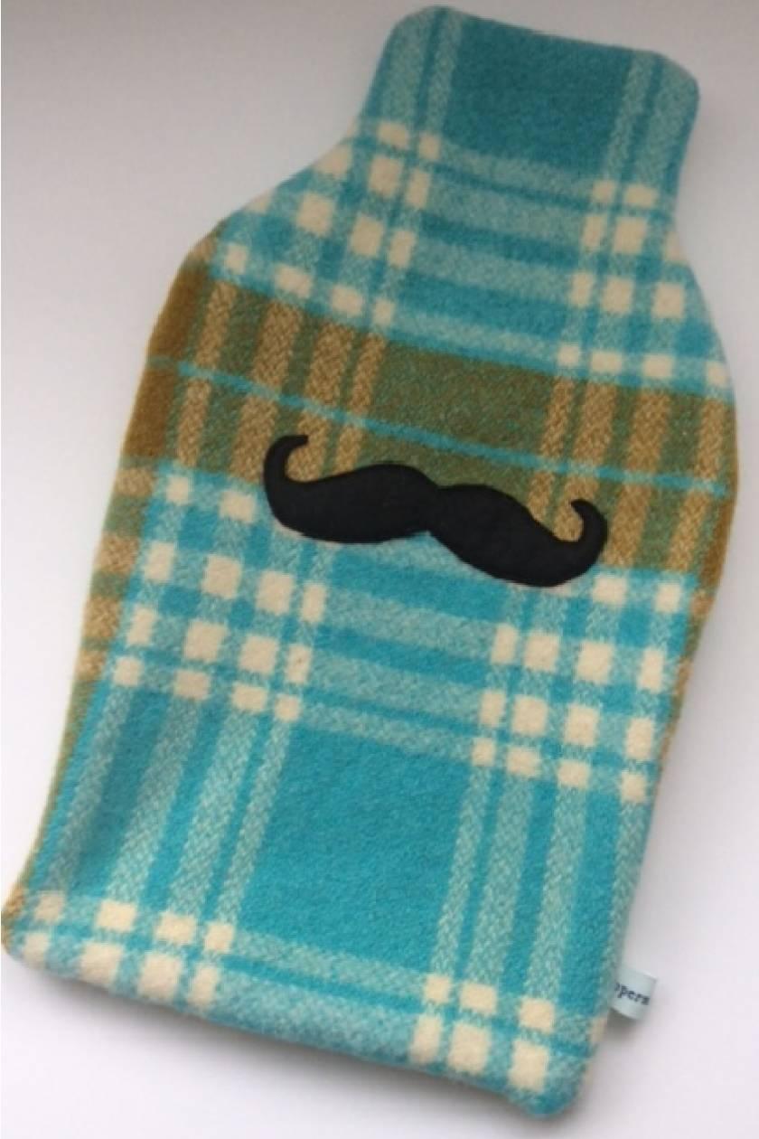 Moustache Hottie Cover