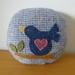 Round Woolen Pin Cushions