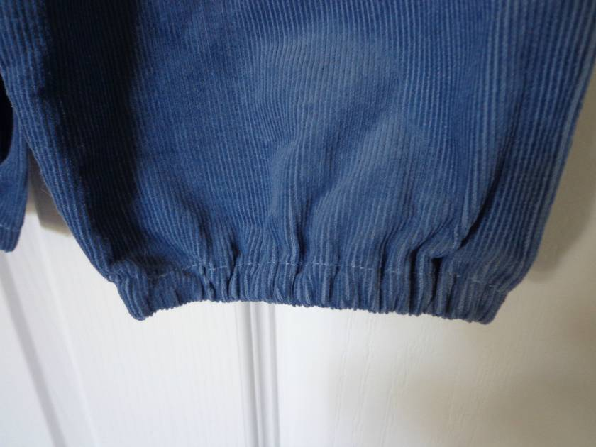 Blue Baby Trousers