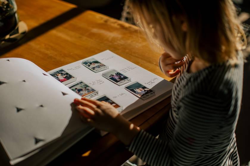 Guest Book / Instax Album (150x Photos)