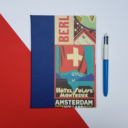 A5 Amsterdam Notebook