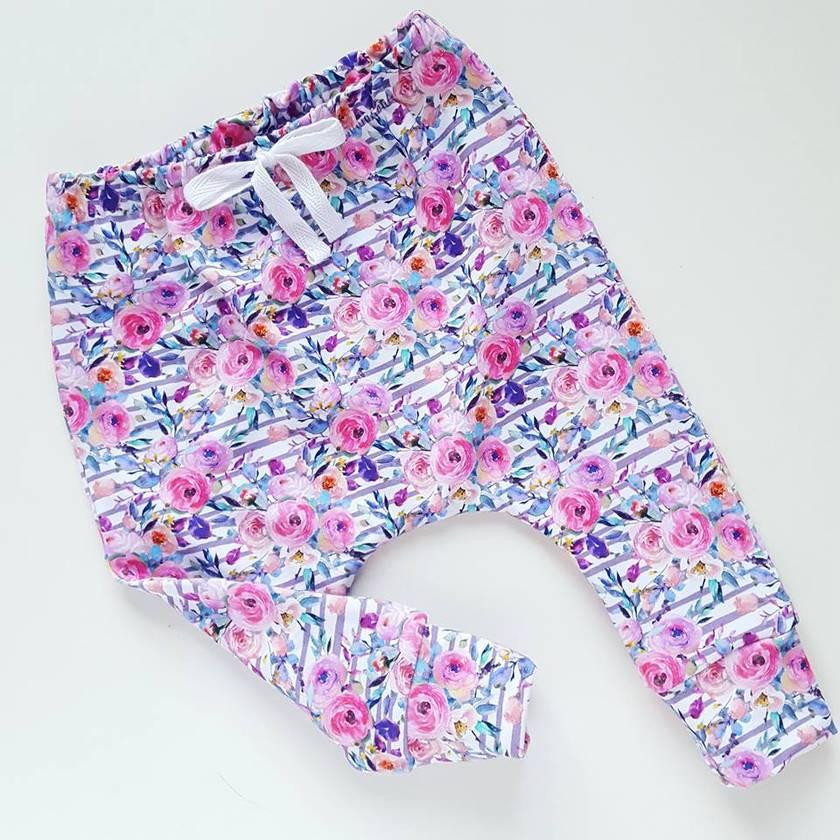 Harem Pants 3-6m