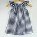 Gingham Seaside Dress Sz 1