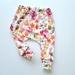 Floral Harem Pants 3-6m