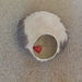 Cat Cave Size Small Pure natural New Zealand wool Made to order