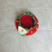 SPECIAL Cat Bed Small Size Ready to ship Strawberry Bowl Shaped Pure Wool