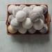 ECO friendly Christmas gift - Set of 3 laundry dryer balls from FeltSoapGood