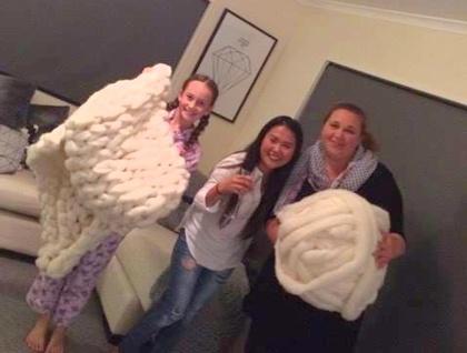 EPIC Super chunky wool yarn for arm knitting 2 kg