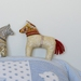 Soft Horse Small Foal Room Decoration Toy for Boys and Girls, young and old by FeltSoapGood