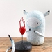 The Secret Keeper #2 – Paper mache sculpture