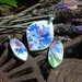 Cornflowers Pendant and Earring Set - Special Price  (EP15)