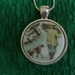 One man and his dog .... Pendant (P47)