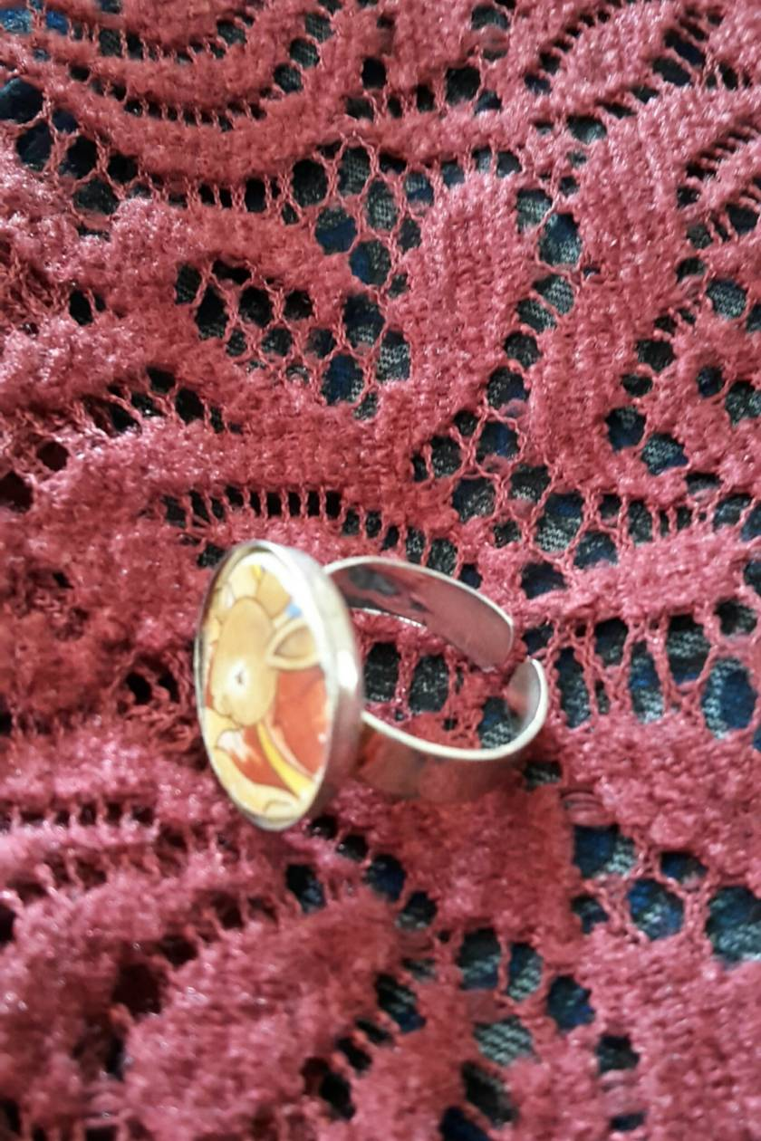 Bunnykins ring (R99)