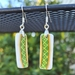 Green & Gold Earrings (E148)