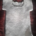 Baby Singlet in machine washable merino