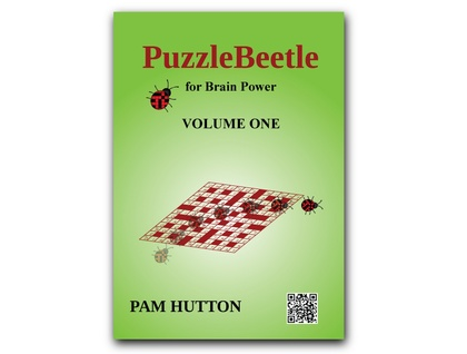 PuzzleBeetle Volume 1   (SORRY, CURRENTLY OUT OF STOCK)