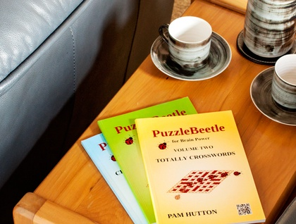 PuzzleBeetle Volume 2 – Totally Crosswords