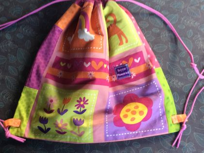 Drawstring Swimming Bag