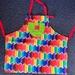 Child's reversible apron