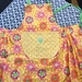 Reversible Handmade apron