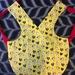 Baby toddler bib apron