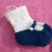 Little Mary Jane Booties