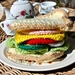 Crocheted Sandwich Set