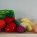 Crocheted Fruit Play Food Set