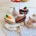 Crochet Slice of Cake